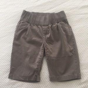 GAP Maternity Bermuda Shorts